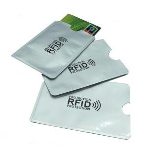 Защитные чехлы от считывания для банковских карт