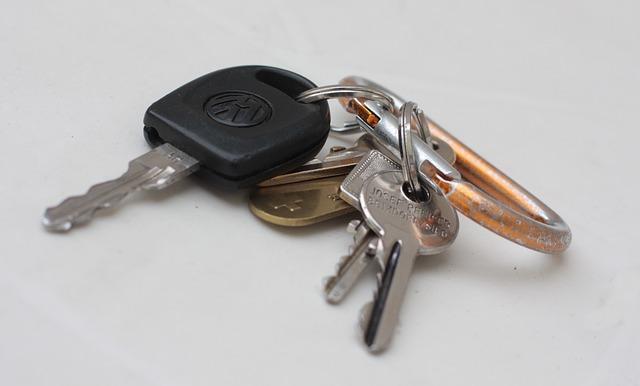 Ключи от машины, покупка авто