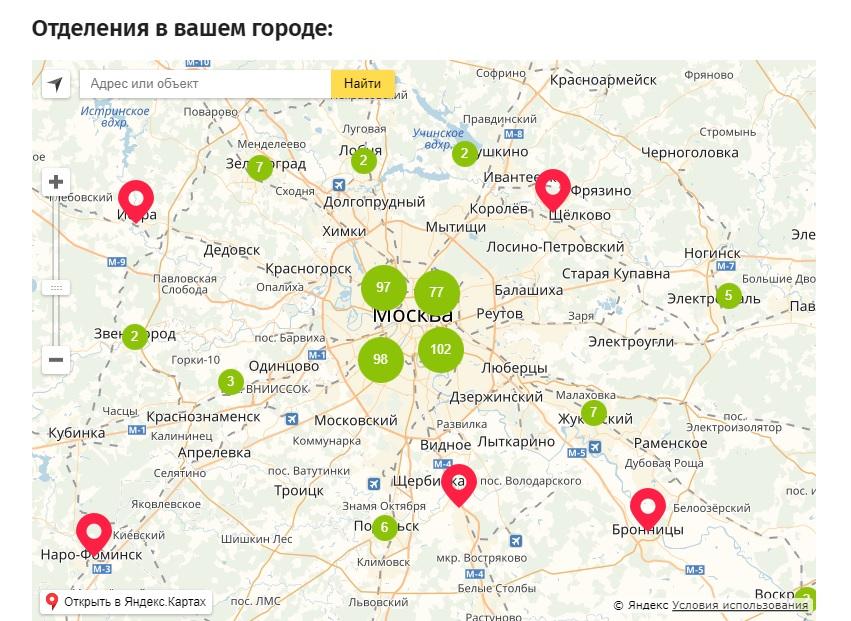 Конвертация валюты по карте Кукуруза, как пользоваться онлайн